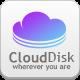 Cloud Disk Logo - GraphicRiver Item for Sale