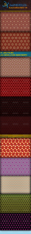 Backgrounds V3 - Patterns Backgrounds