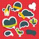 Set of speech bubbles - GraphicRiver Item for Sale