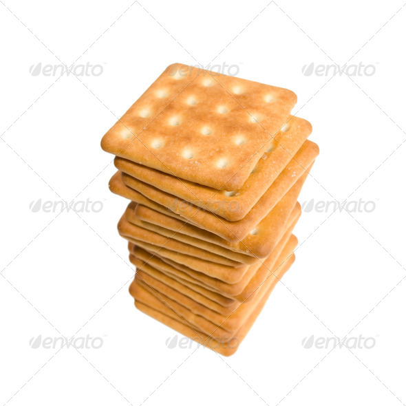 Stack of cookies - Stock Photo - Images