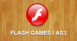 Flash games and AS3 scripts