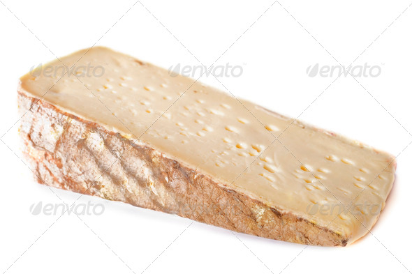 tomme de Savoie - Stock Photo - Images