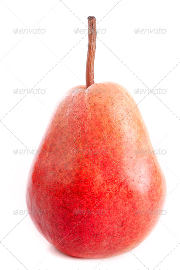 Louise Bonne pear - Stock Photo - Images