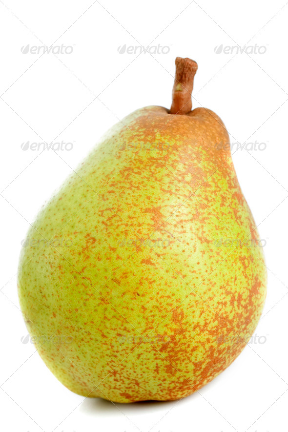 conference pear - Stock Photo - Images