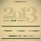 New Year Party / Poster - GraphicRiver Item for Sale