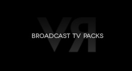 BROADCAST TV PACKS