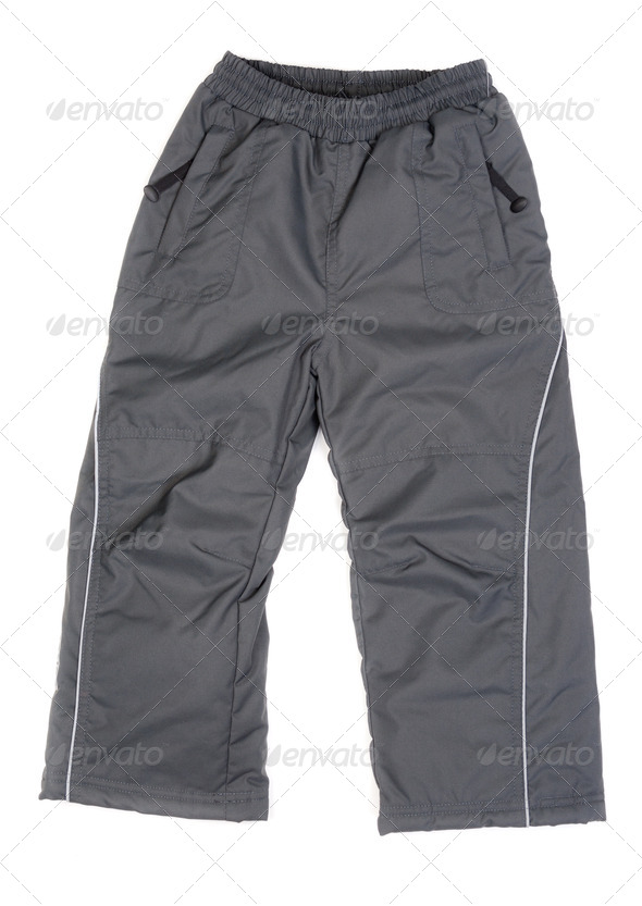 Winter trousers - Stock Photo - Images