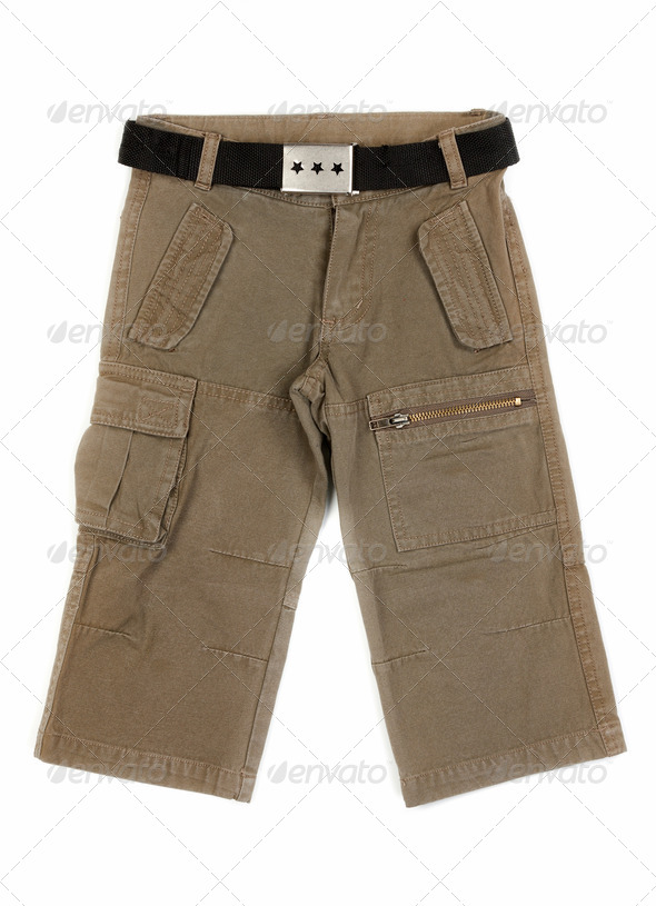 Baby Pants Military - Stock Photo - Images