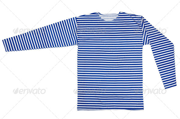 striped singlet - Stock Photo - Images