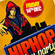 Hip Hop Friday Flyer Template - GraphicRiver Item for Sale