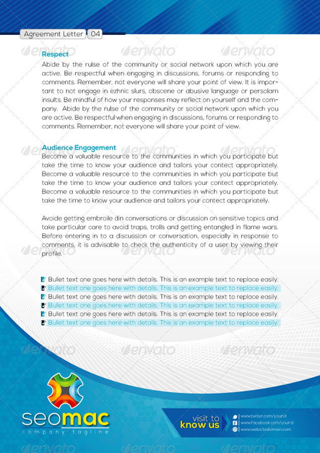 SeoMac BusinessProject Proposal by ContestDesign – Proposal Cover Page Design