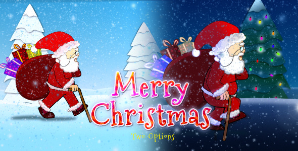 Merry christmas christmas santa claus by masterdot videohive play preview video m4hsunfo Images