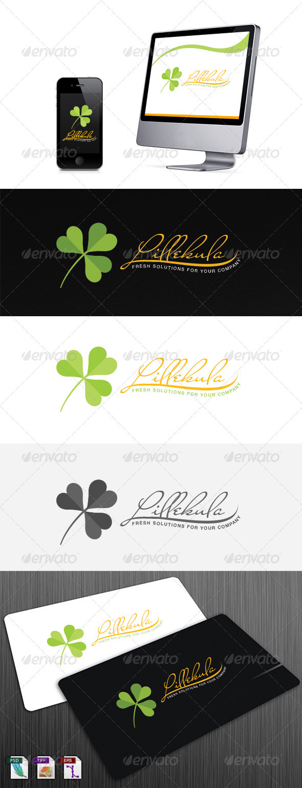Lillekula - Nature Logo Templates