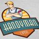 Handyman Expert Logo - GraphicRiver Item for Sale