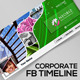 BeoBiz Corporate Facebook Timeline Cover - GraphicRiver Item for Sale