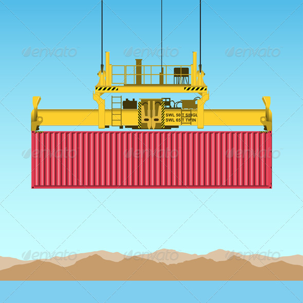 Freight Container - Industries Business