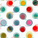 Colorful Seamless Yarn Balls Pattern - GraphicRiver Item for Sale
