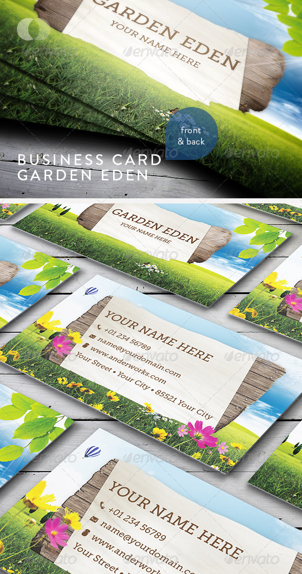 Business Card Template - Vol.1 - Creative Business Cards