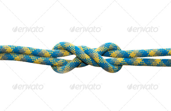 Sea knot. - Stock Photo - Images