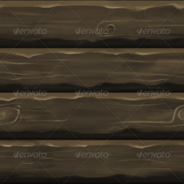 Hand Painted Wood Texture [4 Color Wariants]