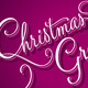 Christmas Greetings Hand Lettering (Vector) - GraphicRiver Item for Sale