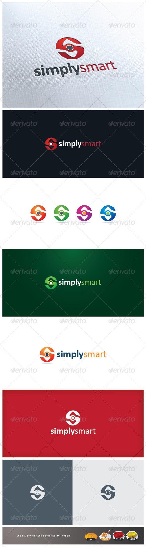S Letter Logo Template - Logo Templates
