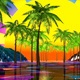 Summer Palms  - VideoHive Item for Sale