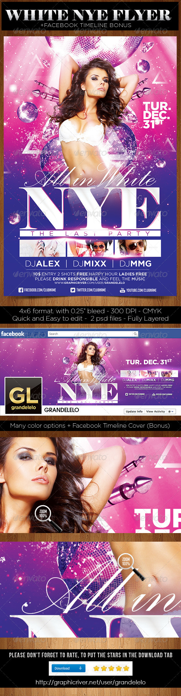 All in White NYE Party - Clubs & Parties Events
