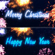 Fireworks Greetings - VideoHive Item for Sale