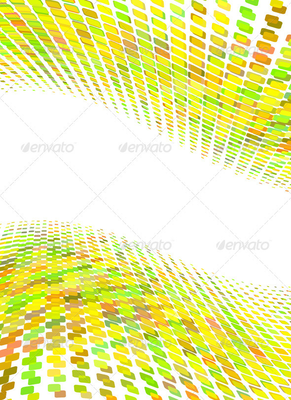 Organic Wave Surface - Backgrounds Decorative