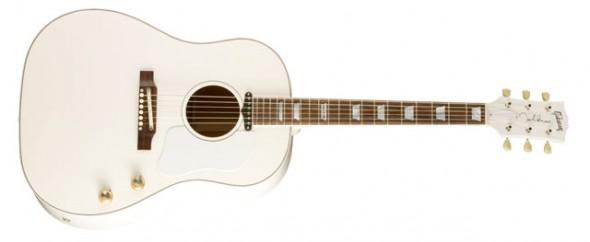 Gibson john lennon imagine acoustic guitar 590x242