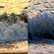 Slow Motion Sunset Wave Pack - (2 HD Packs) - VideoHive Item for Sale