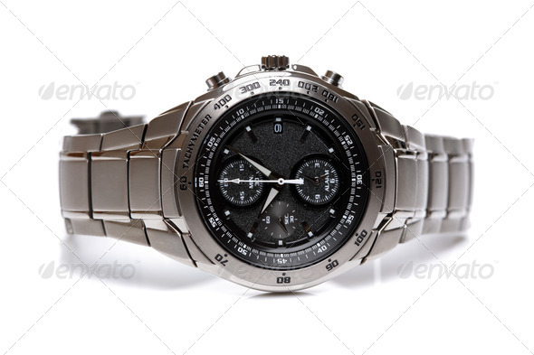 Wrist watch - Stock Photo - Images