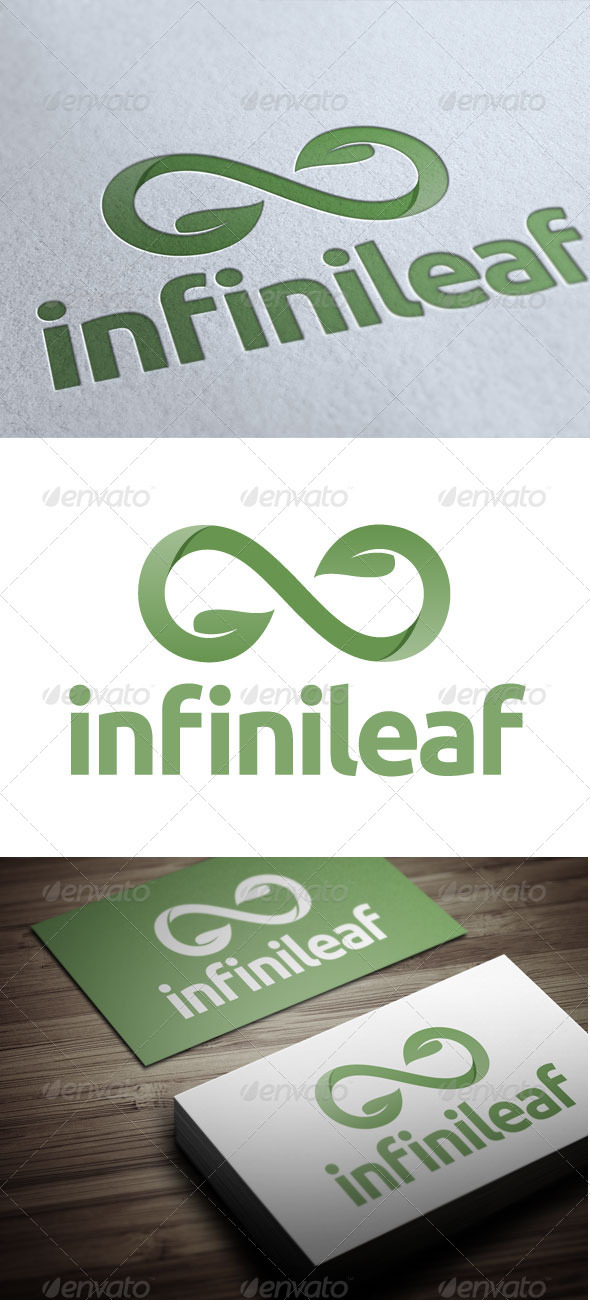 Infinileaf - Nature Logo Templates