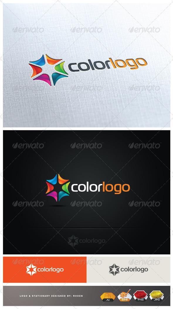 Colorfull logo - Logo Templates