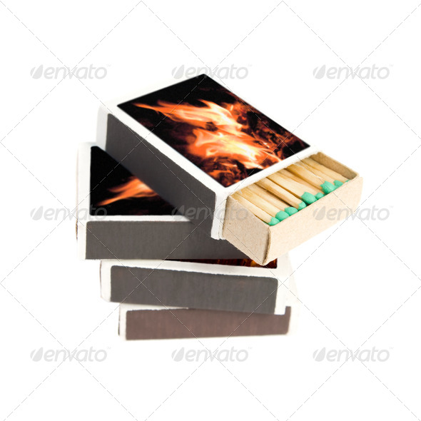 Matches - Stock Photo - Images