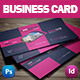Health Business Card & Face Timeline - GraphicRiver Item for Sale