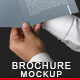 A4 Fold Mockup - GraphicRiver Item for Sale