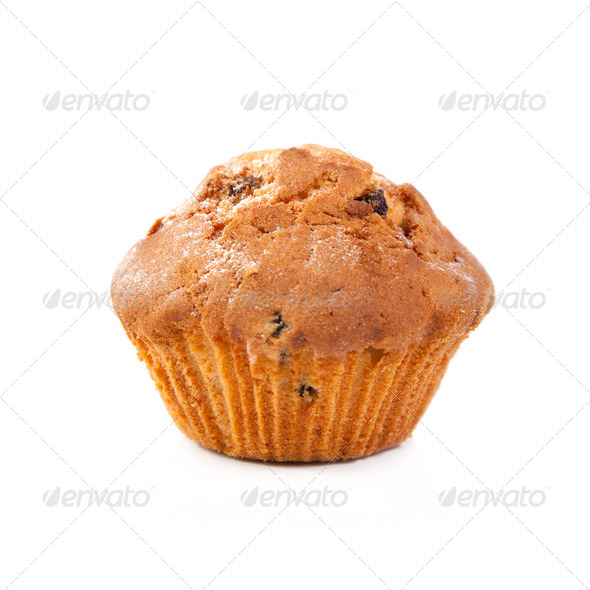 Cupcake. - Stock Photo - Images