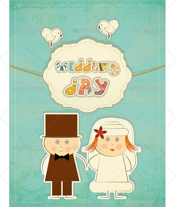 Wedding Card - Weddings Seasons/Holidays