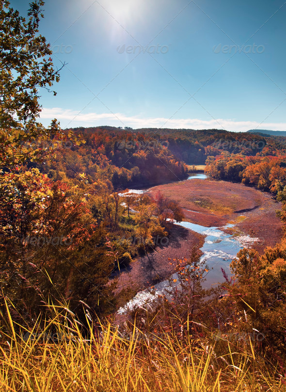 Arkansas Valley - Stock Photo - Images