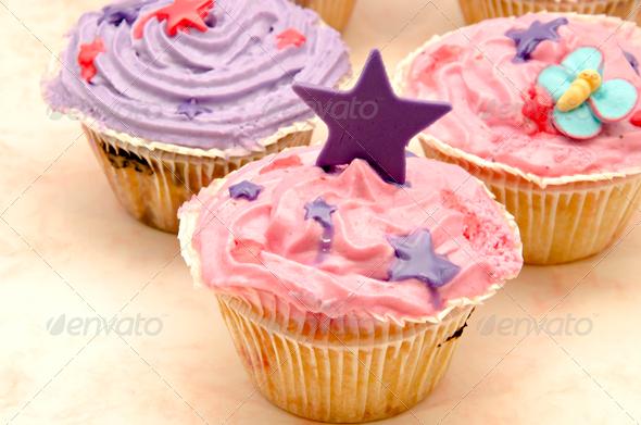 Cupcake - Stock Photo - Images