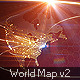 World Map Animation - VideoHive Item for Sale