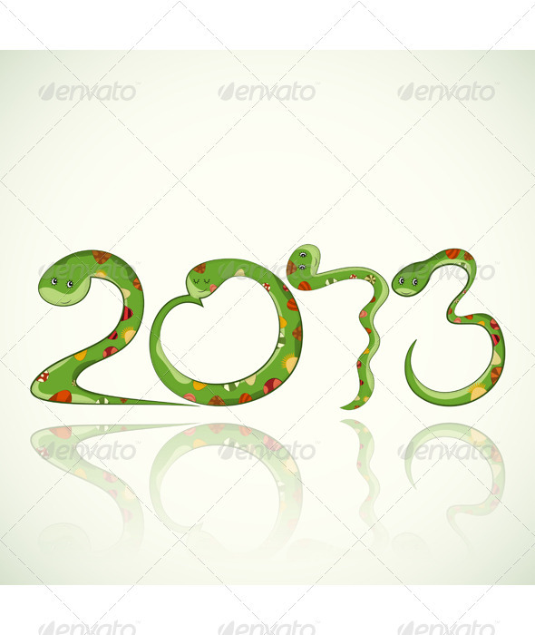 Year of the snake - New Year Seasons/Holidays