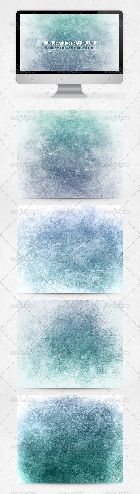 Grunge Fantasy Backgrounds - Backgrounds Graphics