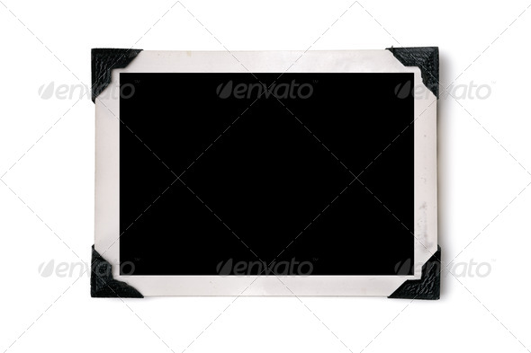 Photo border - Stock Photo - Images
