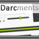 Darcments - Clean n'Simple Web Elements Pack - GraphicRiver Item for Sale