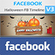 Halloween FB Timeline V3 - GraphicRiver Item for Sale