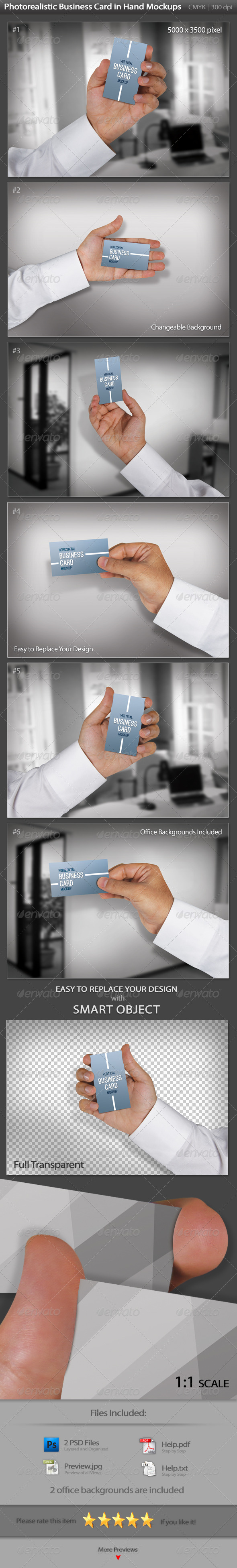 Business card in a businessman hand mockups by themetor graphicriver business card in a businessman hand mockups business cards print magicingreecefo Choice Image