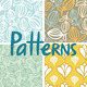 Floral Patterns Set - GraphicRiver Item for Sale